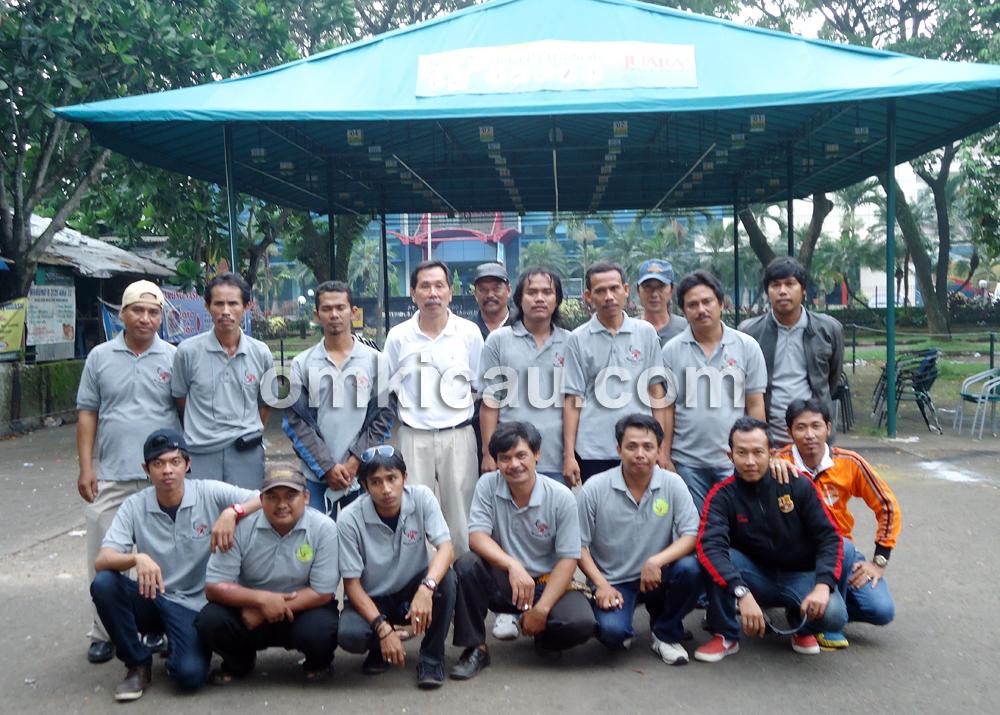 Lapangan permanen Latber BSD Tangerang