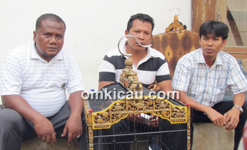 Kacer Syekh Jatayu sukses mencetak hattrick.