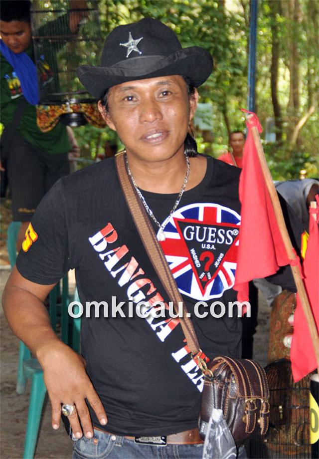 Rizal Blinyu, juara umum single fighter (SF).