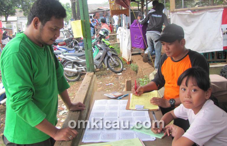 MURAH MERIAH: Hanya dengan Rp 20.000, Anda sudah bisa mendapatkan tiket latber.