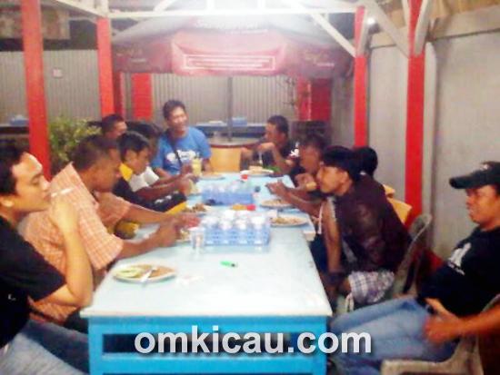 Juara umum BC Latpres Palembang Bangkit