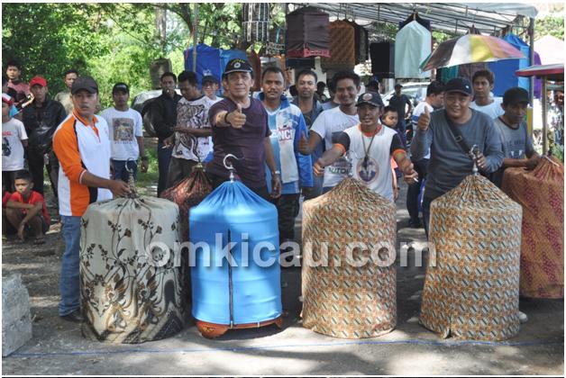 Antusias kicaumania Makassar dan sekitarnya sungguh luar biasa.