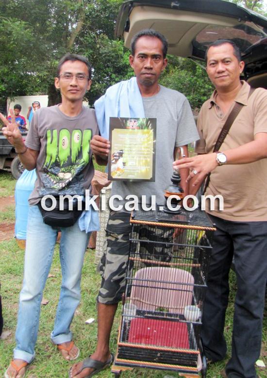 Mr Yayang (kanan) siap bawa Biang Gacor ke Piala Raja