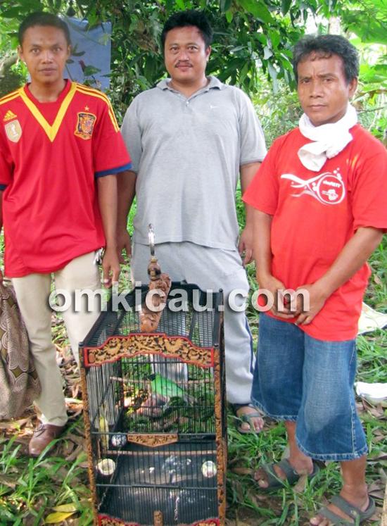 HM Arif, kru, dan Sincan
