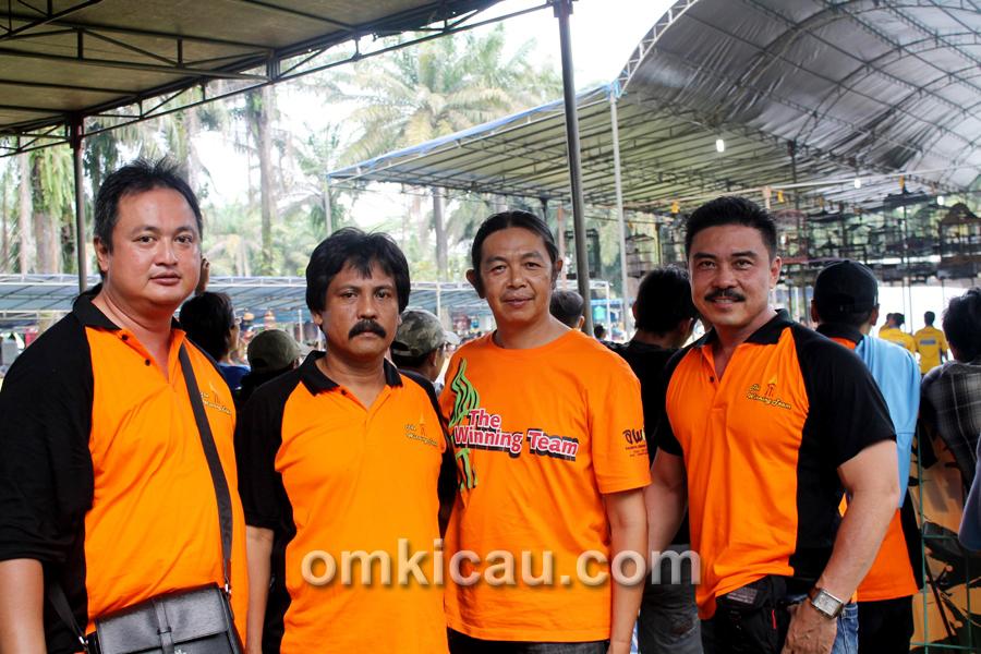 Jayakarta Team juara umum bird club (BC) setelah mengpleksi sekitar 20 gelar juara 1.
