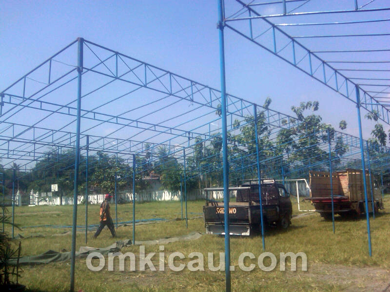 Persiapan HUT GPBC Sleman
