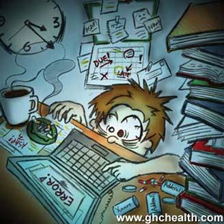 Membantu mengatasi stress dalam pekerjaan rumah