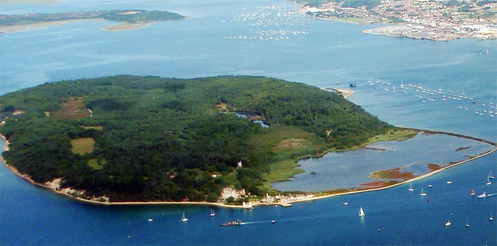 Cagar Alam Brownse Island