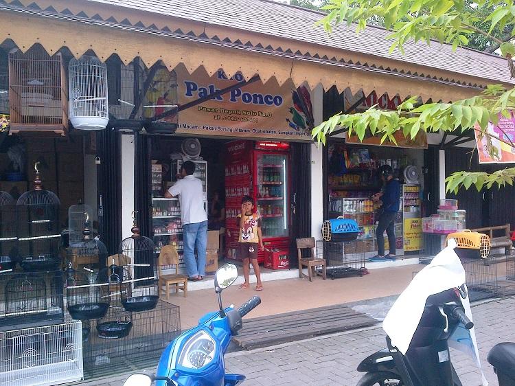 Kios Pak Ponco Depok Solo - Blog Selatan No. 8 HP 08122623420