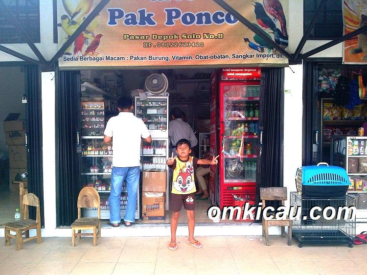 Kios Pak Ponco Depok Solo3