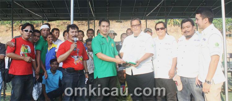 Juara Liga Sumatera Seri 4