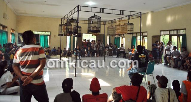 Lomba Burun Papburi Klaten