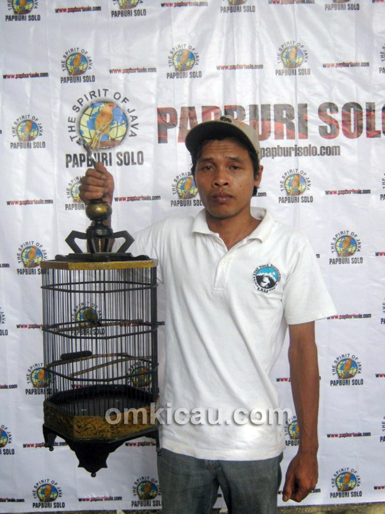 Lomba Burung Papburi Solo