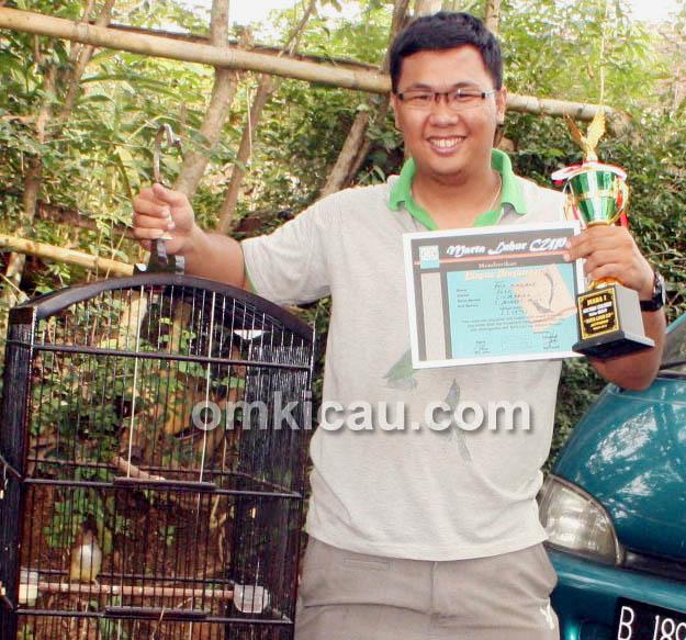 Lomba Burung Martaluhur Cup