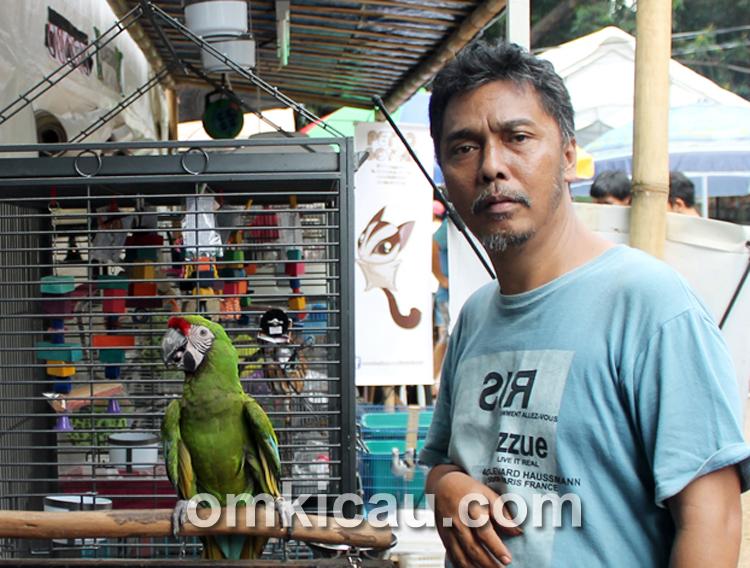Rudy Pelung Jakarta