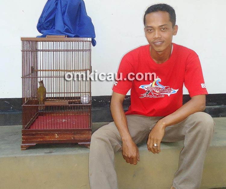 Wijaya Kusuma Berkicau