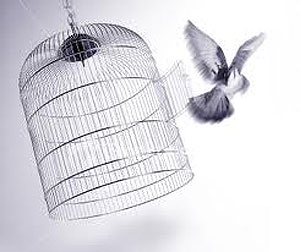 burung lepas