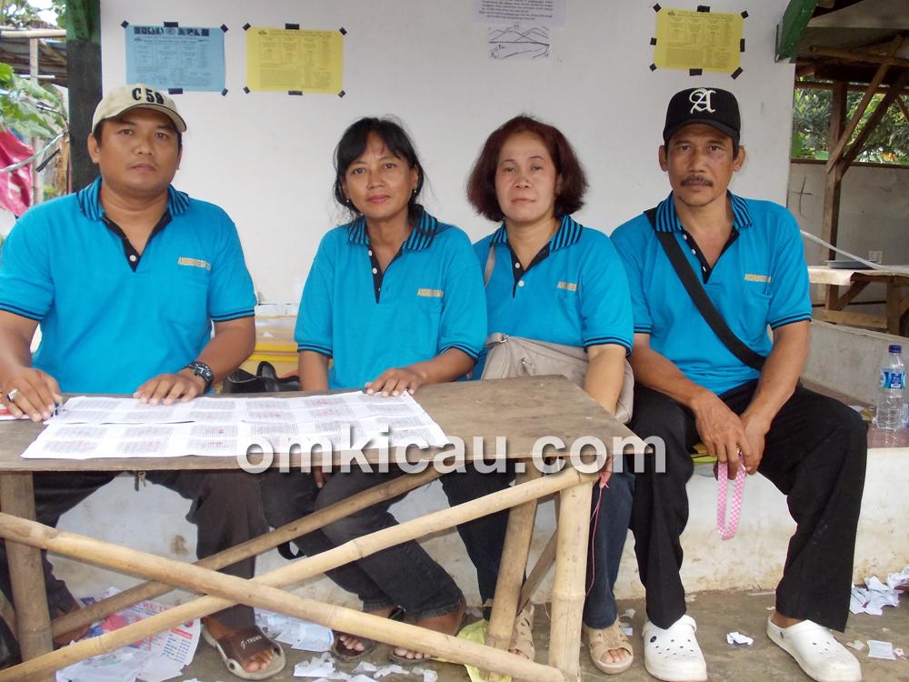 Pengurus Andromeda BC Jakarta