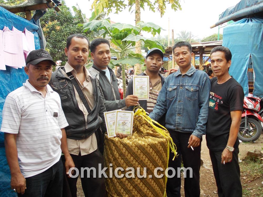 Latber Andromeda BC Jakarta