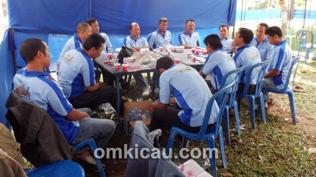 Briefing juri KMPS Cup 2013