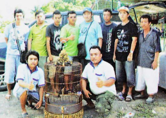 Golden SF juara umum SF Borneo Cup