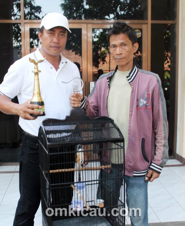 Budi Indo dan Rusdy Bintaro