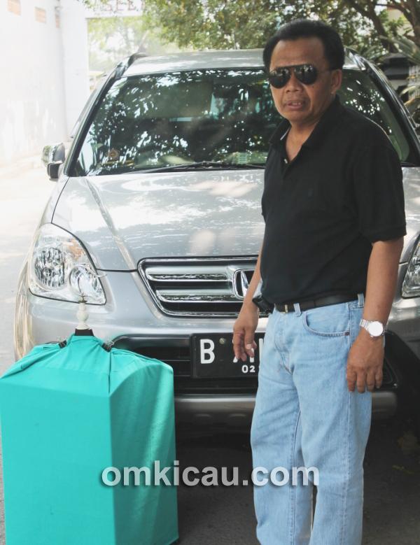 Mr Tedjo dan anis merah Pendekar Merapi