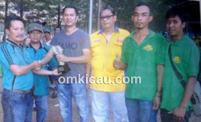 Lampung Team juara umum BC