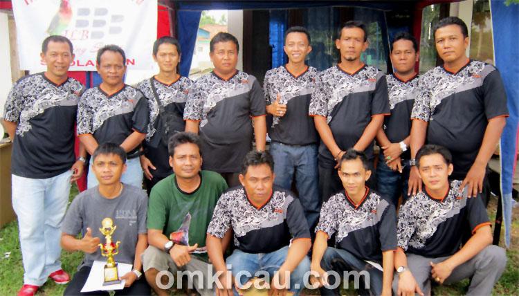 ILB Cup II Sarolangon Jambi
