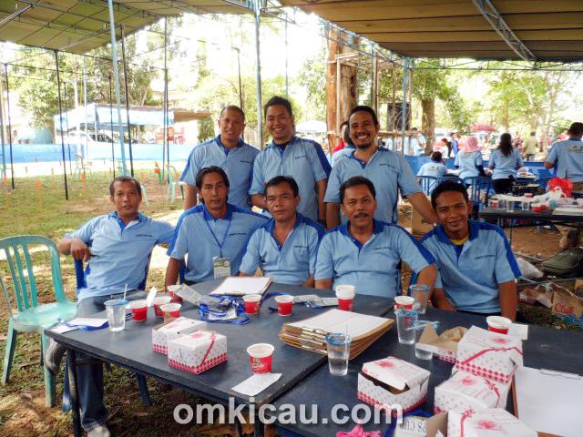 Panitia dan juri KMPS Cup 2013