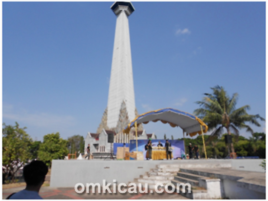 Monumen Mandala Makassar