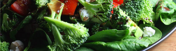 Sayuran yang mengandung iodium yang diperlukan burung