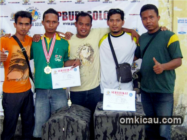 Canary Jogja Team