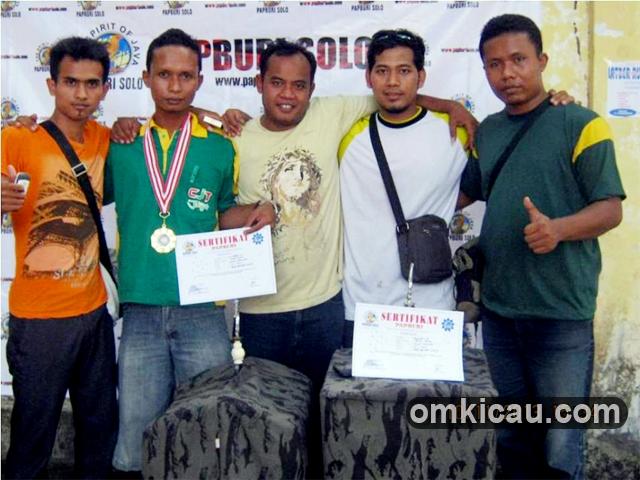 Canary Jogja Team