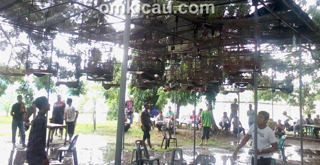 Latpres Taman Kicau Banda Aceh