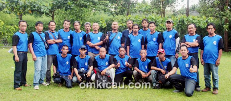 Panitia 1st Anniversary TKKM Cup Jogja