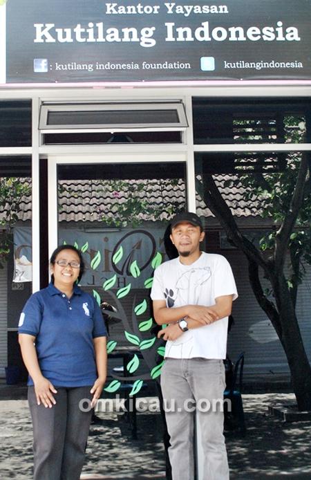 Tomy dan Floren - Yayasan Kutilang Indonesia