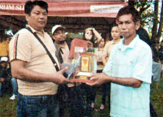 Trisakti BC Juara Umum