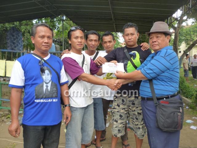 Kurnia BC juara umum Nasrullah Cup