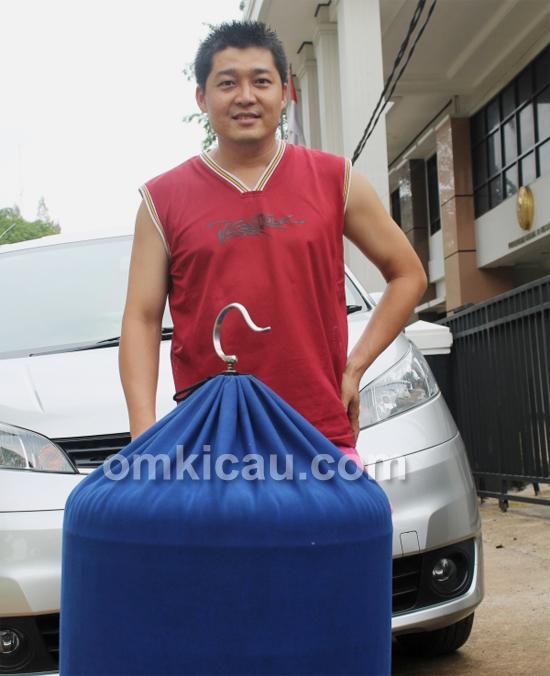 Mr G – MB Garuda Jaya double winner