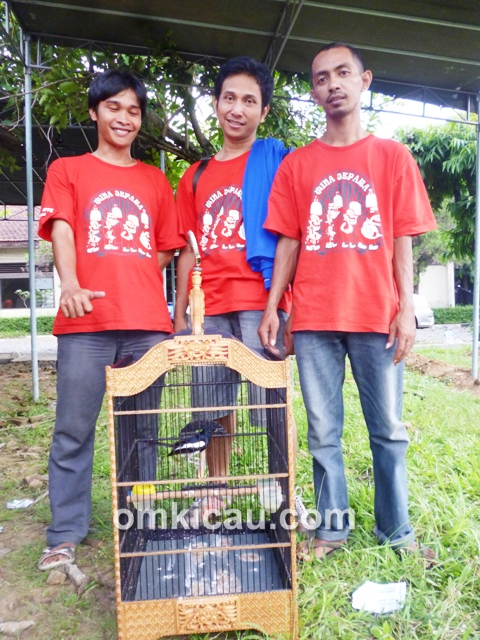 Kacer King Cobra milik Mr Paul