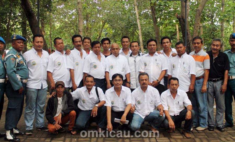 Panitia dan Juri Danpomal Lantamal III Cup Bekasi