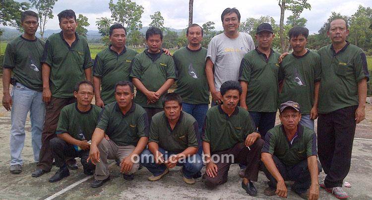 Paguyuban Juri Burung South of Java