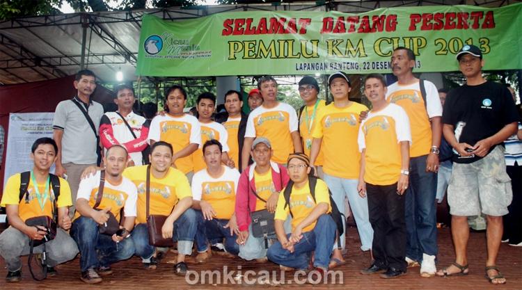 Panitia Pemilu KM Cup
