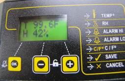 Pengaturan suhu dalam mesin penetas modern