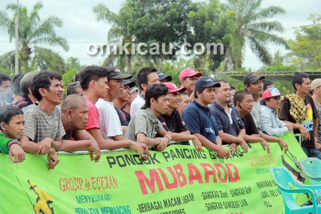 Penonton Liga Sumatera
