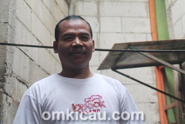 Drs Sukardi, Kere Ayem BF Bogor