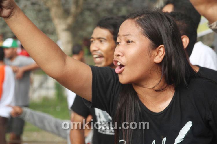 Tya, kicauamaniawati asal Semarang