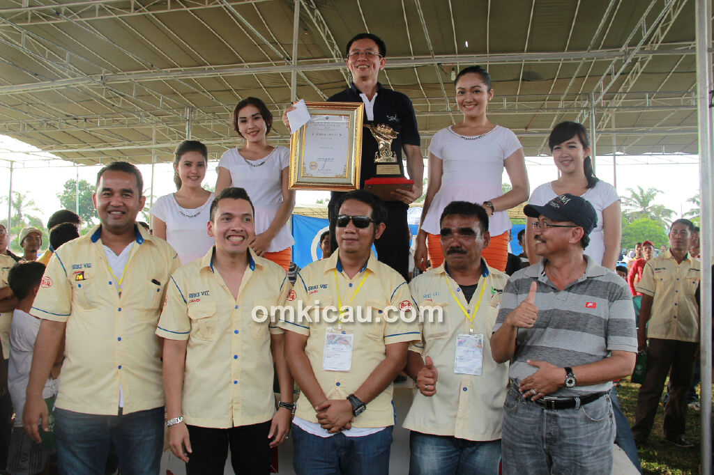 Jambi Team juara umum Liga Sumatera