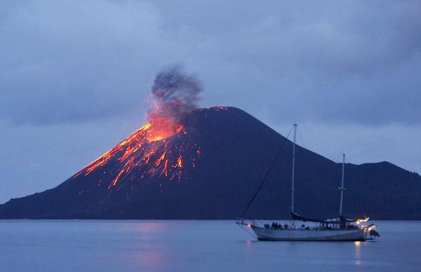Gunung Anak Krakatau